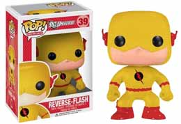 DC HEROES FUNKO POP REVERSE FLASH