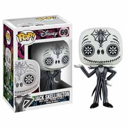 FUNKO POP JACK SKELLINGTON DAY OF THE DEAD