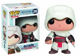 ASSASSINS CREED POP ALTAIR VINYL 9CM