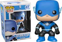 DC HEROES FUNKO POP BLUE LANTERN FLASH