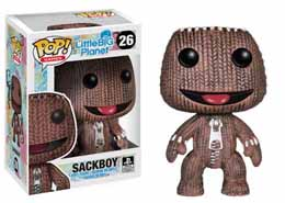 LITTLE BIG PLANET FUNKO POP SACKBOY