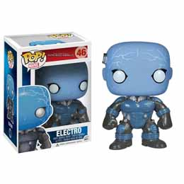 AMAZING SPIDERMAN 2 FUNKO POP ELECTRO GLOW IN THE DARK