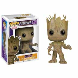 FUNKO POP GROOT GARDIENS DE LA GALAXIE