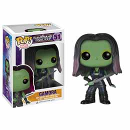 FUNKO POP MARVEL GUARDIANS OF THE GALAXY GAMORA