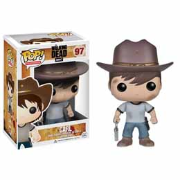 FIGURINE FUNKO POP THE WALKING DEAD CARL
