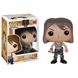 FIGURINE FUNKO POP THE WALKING DEAD MAGGIE