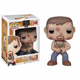 Photo du produit FIGURINE FUNKO POP THE WALKING DEAD DARYL BLESSE