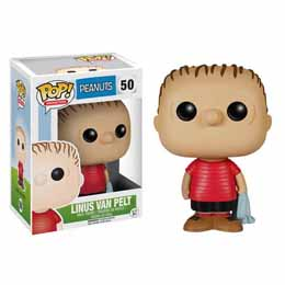 Photo du produit FIGURINE FUNKO POP PEANUTS SNOOPY LINUS