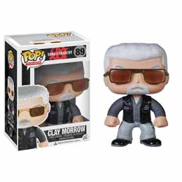 FIGURINE FUNKO POP SONS OF ANARCHY CLAY MORROW
