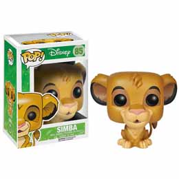 DISNEY LE ROI LION FUNKO POP SIMBA