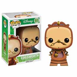 LA BELLE ET LA BETE FUNKO POP BIG BEN COGSWORTH