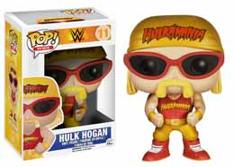 Photo du produit FIGURINE FUNKO POP WWE HULK HOGAN