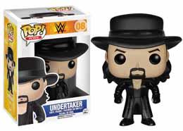 FIGURINE FUNKO POP WWE THE UNDERTAKER