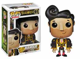 FUNKO POP MANOLO LA LEGENDE DE MANOLO - BOOK OF LIFE