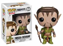 MAGIC THE GATHERING FUNKO POP NISSA REVANE