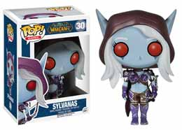 FIGURINE FUNKO POP WOW LADY SYLVANAS