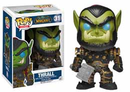 FIGURINE FUNKO POP WORLD OF WARCRAFT THRALL