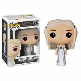 GOT FUNKO POP DAENERYS TARGARYEN WEDDING DRESS