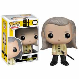 FUNKO POP BILL KILL BILL
