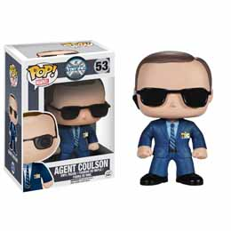 FUNKO POP AVENGERS AGENT COULSON