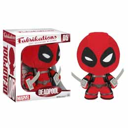 MARVEL FABRIKATIONS DEADPOOL 14CM