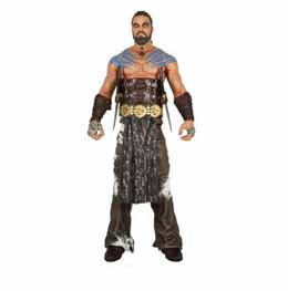 GAME OF THRONES LEGACY COLLECTION SERIE 2 KHAL DROGO 15CM