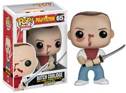 FUNKO POP PULP FICTION BUTCH COOLIDGE