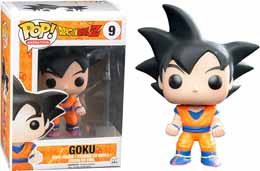 FUNKO POP DBZ SON GOKU BLACK HAIR