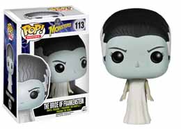 CLASSIC MONSTERS FUNKO POP THE BRIDE OF FRANKENSTEIN