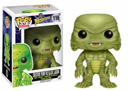 CLASSIC MONSTERS FUNKO POP CREATURE FROM THE BLACK LAGOON