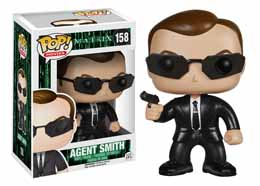 MATRIX POP AGENT SMITH 9CM