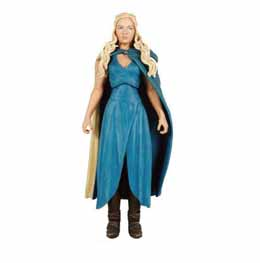 GAME OF THRONES LEGACY COLLECTION SERIE 2 DAENERYS TARGARYEN BLUE DRESS 15C