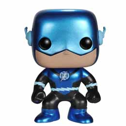DC HEROES FUNKO POP METALLIC BLUE LANTERN FLASH