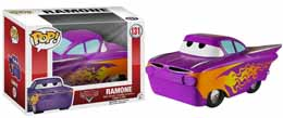 DISNEY POP CARS RAMONE 9CM FUNKO