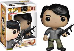 FIGURINE FUNKO POP THE WALKING DEAD GLENN PRISON