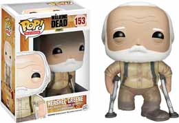 FIGURINE FUNKO POP THE WALKING DEAD HERSHEL GREENE