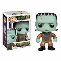 FIGURINE FUNKO POP MUNSTERS HERMAN MUNSTER