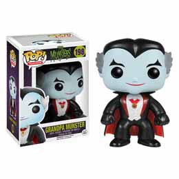FIGURINE FUNKO POP MUNSTERS GRANDPA MUNSTER