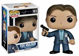FIGURINE FUNKO POP X-FILES FOX MULDER