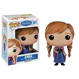 FUNKO POP LA REINE DES NEIGES ANNA