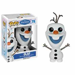 FUNKO POP LA REINE DES NEIGES OLAF