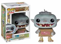 THE BOXTROLLS FUNKO POP SHOE