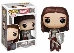 Photo du produit FUNKO POP LADY SIF THOR 2