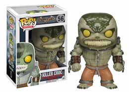 FUNKO POP BATMAN ARKHAM ASYLUM KILLER CROC