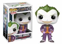 FUNKO POP BATMAN ARKHAM ASYLUM JOKER