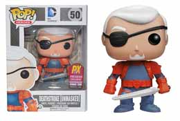 FUNKO POP DEATHSTROKE UNMASKED PX EXCLUSIVE