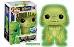 FUNKO POP CLASSIC MONSTERS CREATURE FROM THE BLACK LAGOON GLOW IN THE DARK