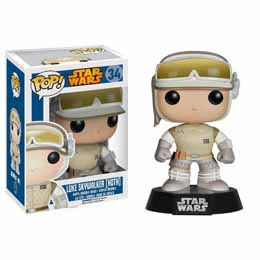 FIGURINE FUNKO POP STAR WARS LUKE SKYWALKER HOTH
