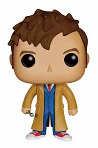 DOCTOR WHO POP 10TH DOCTOR 10CM