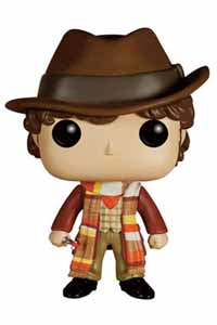 DOCTOR WHO POP 4TH DOCTOR 10CM